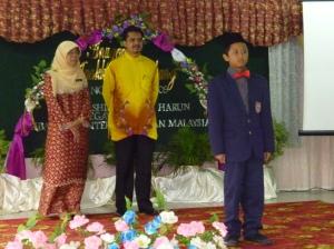 Tokoh Akademik 09, Adik Khairul Fazli