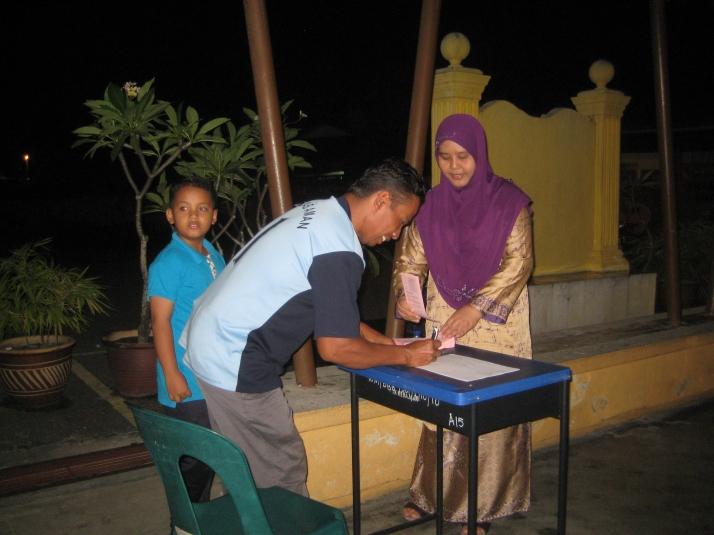 Pendaftaran ibu bapa